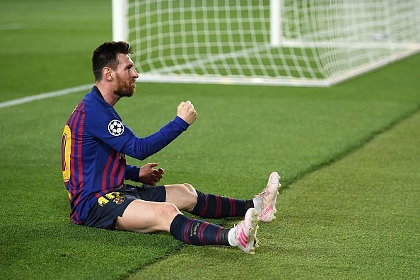 Messi came up clutch again when Barca needed him most, despite limited attacking support