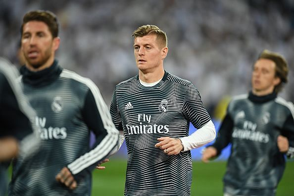 Sergio Ramos doesn't want Real Madrid to sign Barcelona target, Toni Kroos has verbal agreement with Premier League side and more Real Madrid transfer news: May 19, 2019