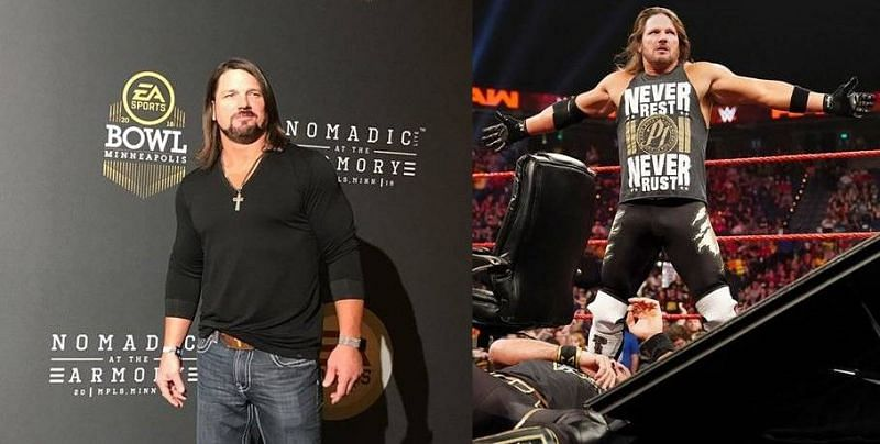 WWE Rumors: AJ Styles potentially starting new rivalry on RAW