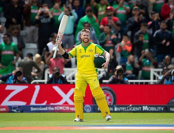 वर्ल्ड कप 2019: ऑस्ट्रेलिया-बांग्लादेश मैच में बने सभी प्रमुख आंकड़ों पर एक नजर