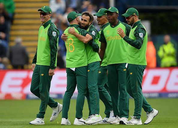वर्ल्ड कप 2019, 21वां मैच: दक्षिण अफ्रीका ने 9 विकेट से दर्ज की शानदार जीत, इमरान ताहिर की घातक गेंदबाजी