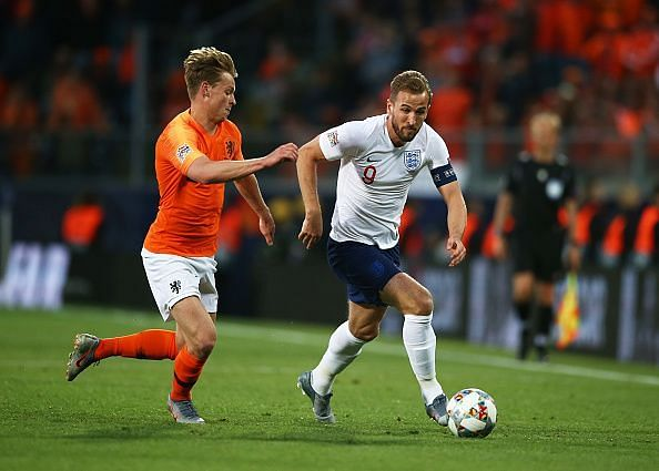 de Jong was tireless both in-and-out of possession and oozed class as the Man of the Match on this occasion