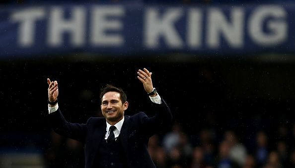 Despite being a Chelsea legend, there's a chance promises will be made to reassure Frank of his job security
