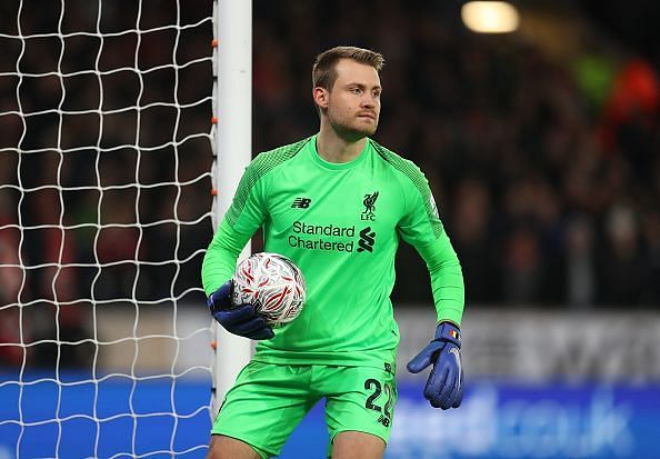 Mignolet made a measly two appearances last season and should look elsewhere for regular minutes