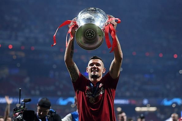 Lovren could be set to leave on a high this summer