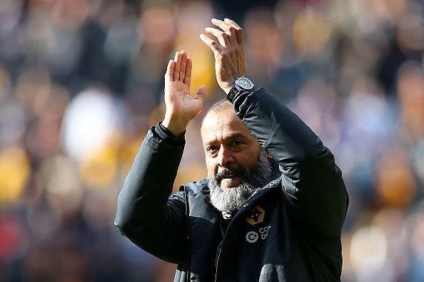 Wolves have earned a Europa League berth in their first season back in England's top-flight under Nuno