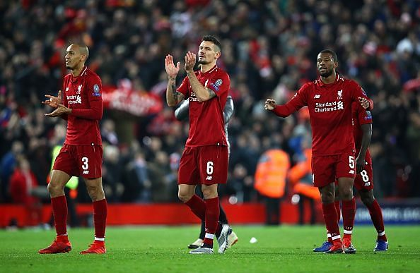 Liverpool won the Champions League and came close in the Premier League, but still need to strengthen