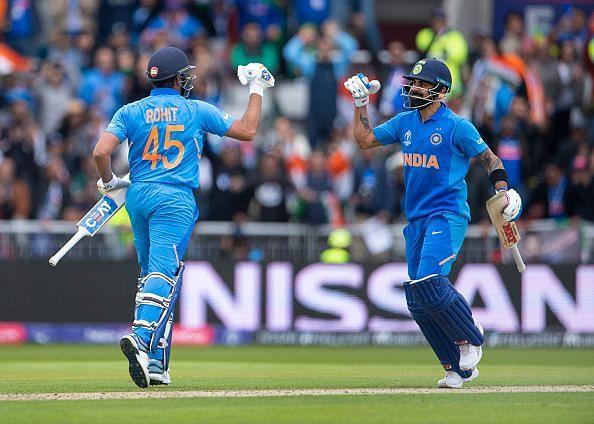 वर्ल्ड कप 2019: भारत-पाकिस्तानमैच में बने प्रमुख आंकड़ों पर एक नज़र