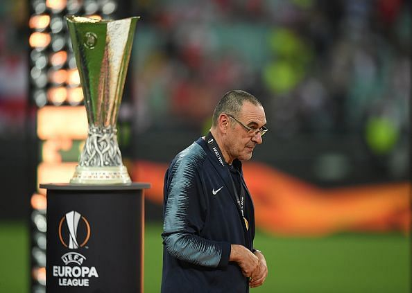 Thank you for everything, Sarri