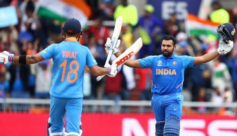 वर्ल्ड कप 2019, 22वां मैच: भारत ने पाकिस्तान को 89रनों से हराया, रोहित शर्मा का शानदार शतक