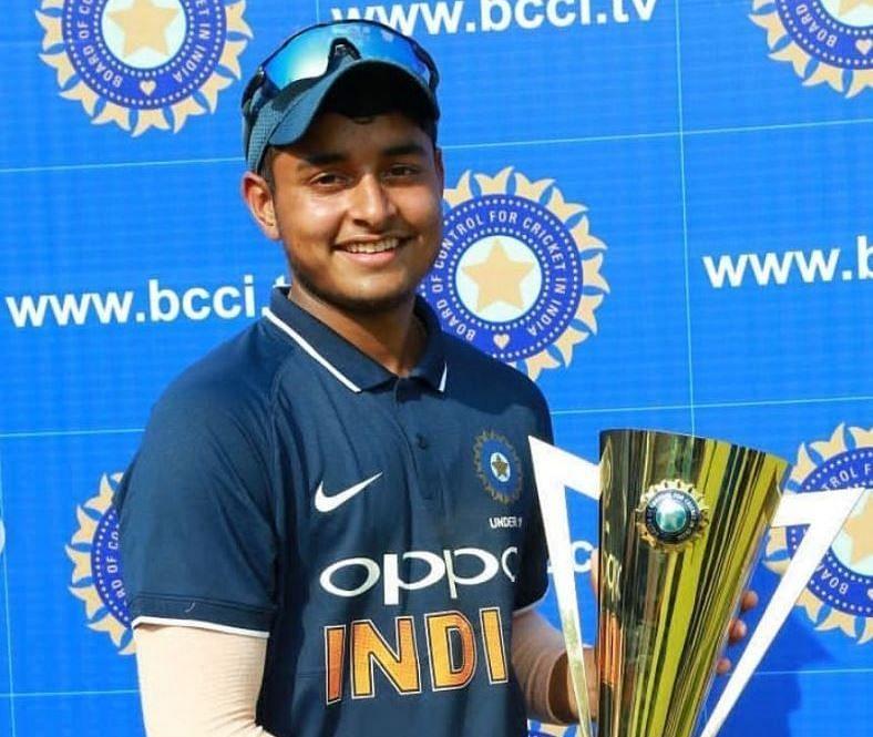 कौन हैं इंडिया अंडर-19 के इंग्लैंड दौरे पर टीम में शामिल ऑलराउंडर सुशांत मिश्रा