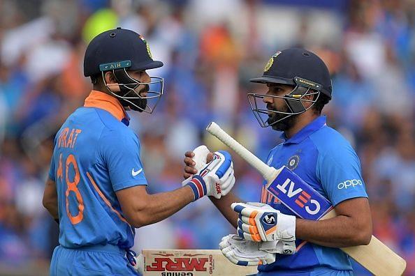Hindi Cricket News: विराट कोहली और रोहित शर्मा के बीच कप्तानी बांटने पर विचार कर सकती है बीसीसीआई - रिपोर्ट्स