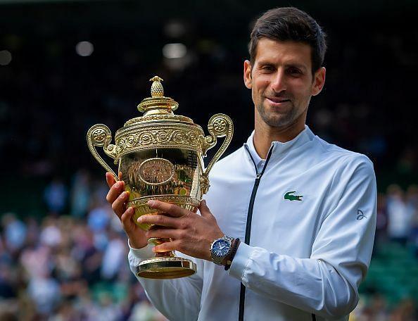 Wimbledon 2019: नोवाक जोकोविच ने 16वां ग्रैंड स्लैम जीता, रोमांचक फाइनल में रॉजर फेडरर को हराया