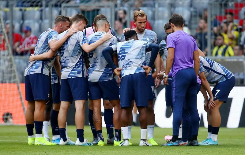 Tottenham have shown encouraging signs in pre-season, despite transfer rumours (Picture source: Reuters)