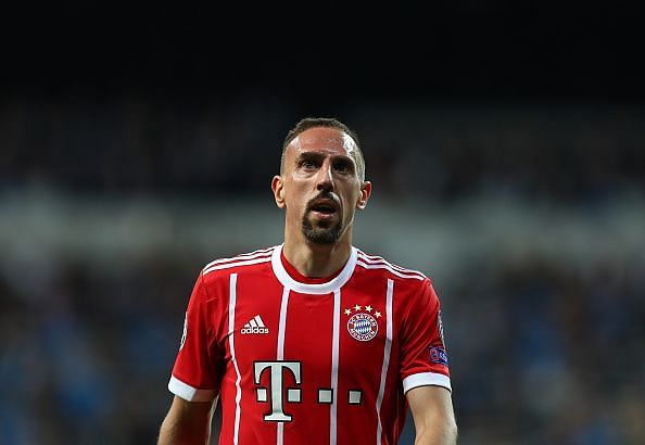 Serie A News: Franck Ribery says he didn't come to Italy to be Cristiano Ronaldo's 'rival'