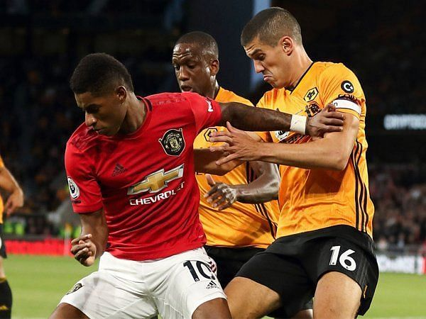 Rashford held up possession well and created an assist during a purposeful start