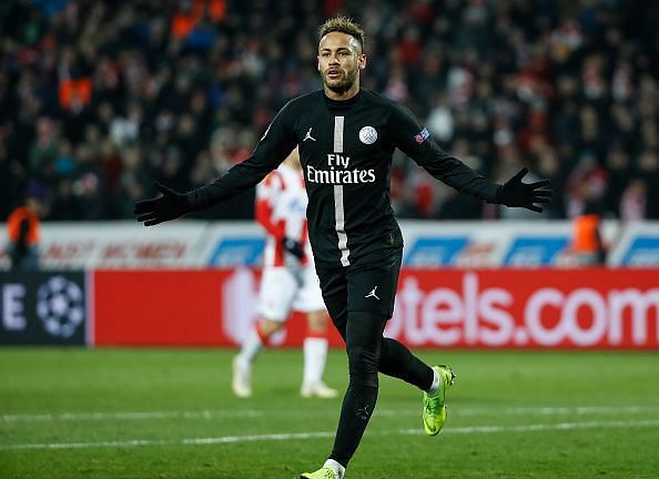 Barcelona Transfer News: Club officials expected in Paris to hold talks with Neymar