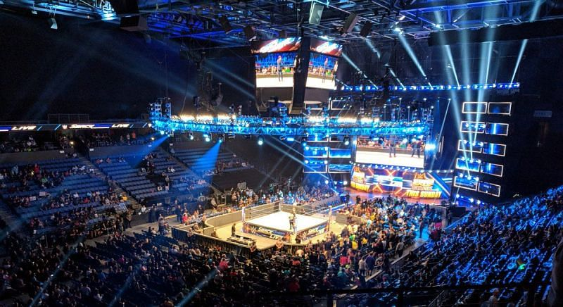 WWE News: Fan ejected from SmackDown Live for spitting on four-time tag-team Champions