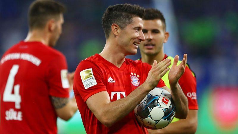 """Lewandowski confirms contract extension """"95 per cent"""" done"""