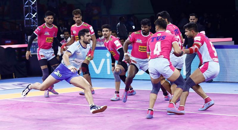 """PKL 2019, Match 52: """"My words were misinterpreted, wasn't my intention to offend anyone"""", says Jaipur Pink Panthers coach Srinivas Reddy after tense win over Tamil Thalaivas"""