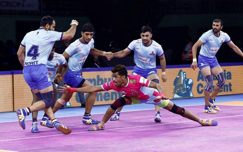 "Pro Kabaddi 2019, Match 52: ""100% the wrong decision"", says Tamil Thalaivas coach E Bhaskaran on incident involving Ajay Thakur"