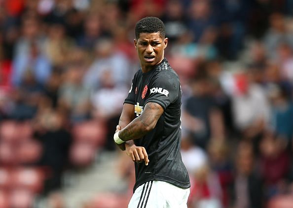 Opinion: Manchester United fans should worry if Marcus Rashford is their long-term striker