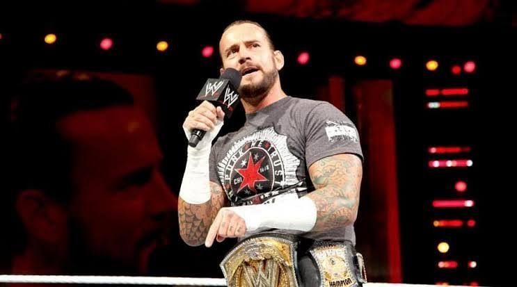 WWE News: CM Punk hands out an update on his FOX tryout
