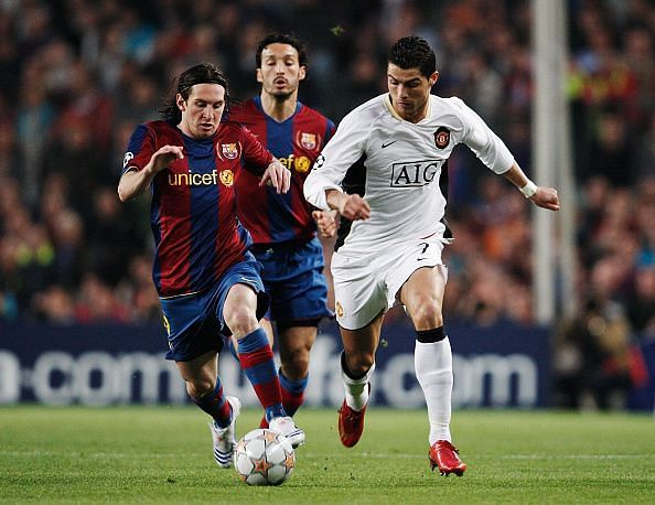 8 Reasons why Ronaldo is better than Messi