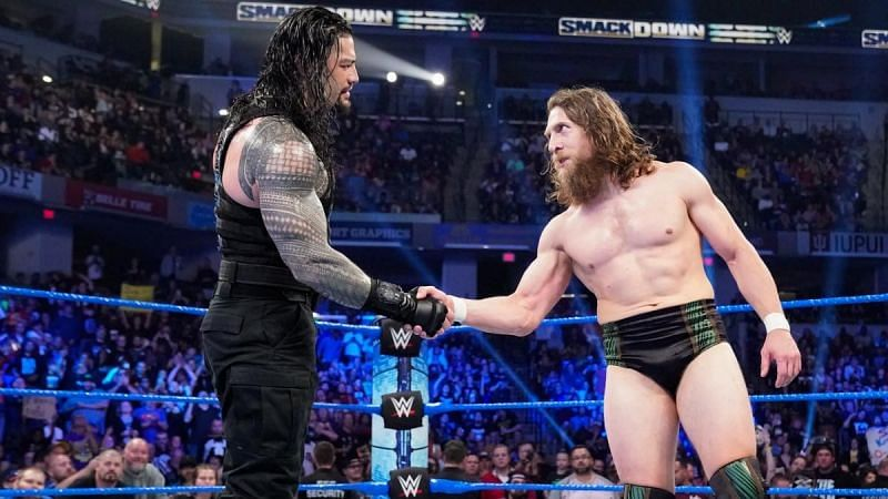 WWE SmackDown: 5 reasons why Roman Reigns and Daniel Bryan teamed up again