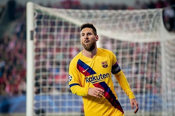 Despite missing a few chances to end the game second-half, Messi was easily Barca's best player again