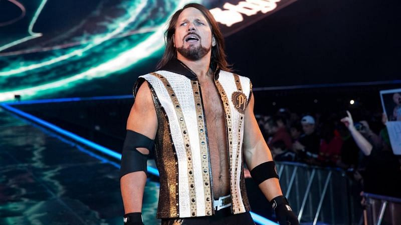 5 WWE stars who could face AJ Styles at Crown Jewel