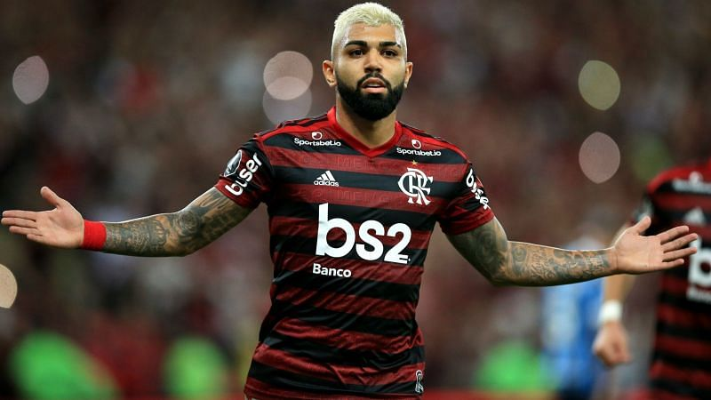 Flamengo 5-0 Gremio (6-1 agg): Gabigol leads hosts into Copa Lib final against River