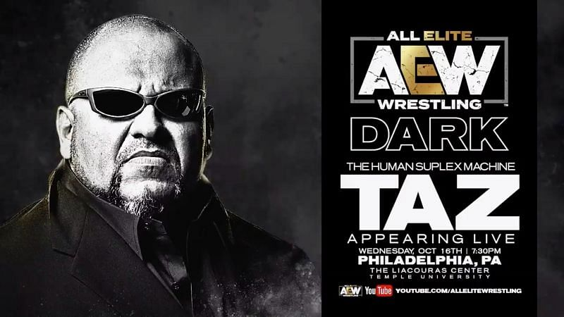 Taz on AEW Dark | Running The Game