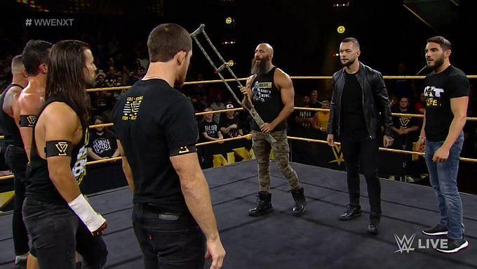WWE NXT Results (October 23rd, 2019): Former NXT Champion turns heel, North American Title on the line
