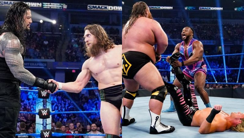 WWE SmackDown: 5 things WWE got right on this week's episode (Oct 18, 2019)