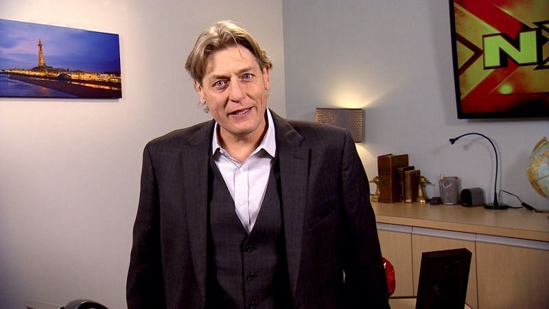WWE News: William Regal announces a #1 contenders match for NXT