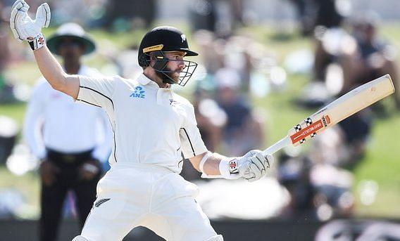 NZ vs ENG, पहला टेस्ट: न्यूजीलैंड की पहली पारी लड़खड़ाई, दूसरे दिन स्टंप्स तक बनाया 144/4 का स्कोर