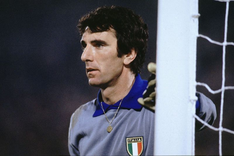 Dino Zoff is renowned for his ability to keep attackers at bay