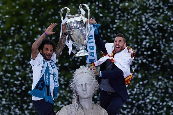 Los Blancos have done more than winning 4 successive European crowns