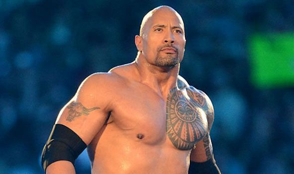 The Rock is an exceptional talent when it comes capturing the attention of the crowd.