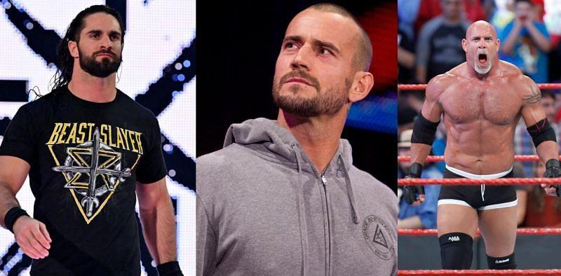WWE राउंड अप: सैथ रॉलिंस और सीएम पंक में हुई जबरदस्त कहासुनी, अपनी वापसी पर बोले गोल्डबर्ग