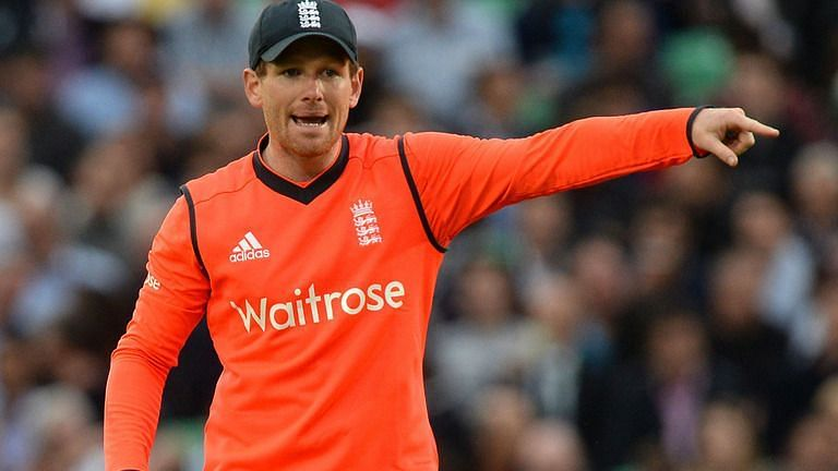 Eoin Morgan has been England's one of the most successful captains CSK