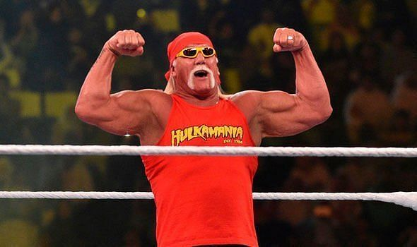 Only a few superstars can rival Hulk Hogan's ability to send the crowd wild