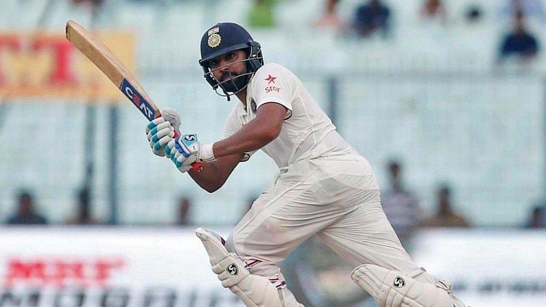 टेस्ट क्रिकेट में रोहित शर्मा के पिछले 3 घरेलू सीरीज़ का प्रदर्शन
