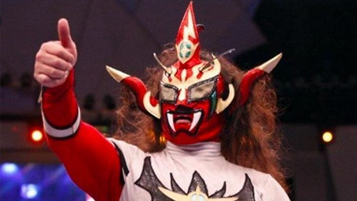 Jushin Luger made name for himself as one of the most entertaining wrestlers of all-time