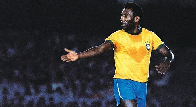 This record, set by the legendary Pele, has stood for a long time