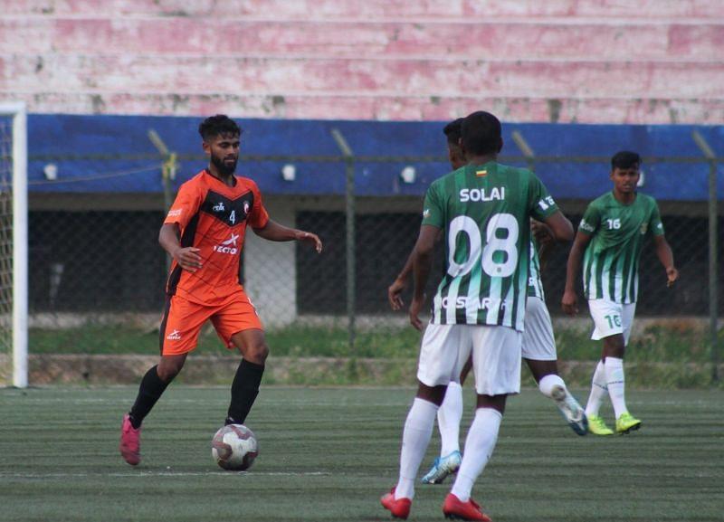 2019/20 BDFA Super Division: South United FC suffer 4-0 mauling to Kickstart FC