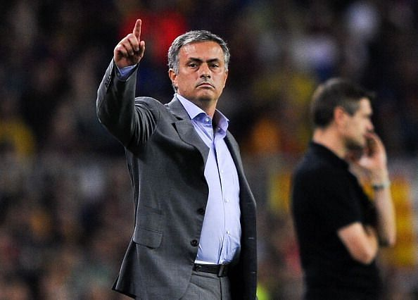 Mourinho helped Inter Milan to claim the prestigious Champions League trophy, edging out Barcelona along the way