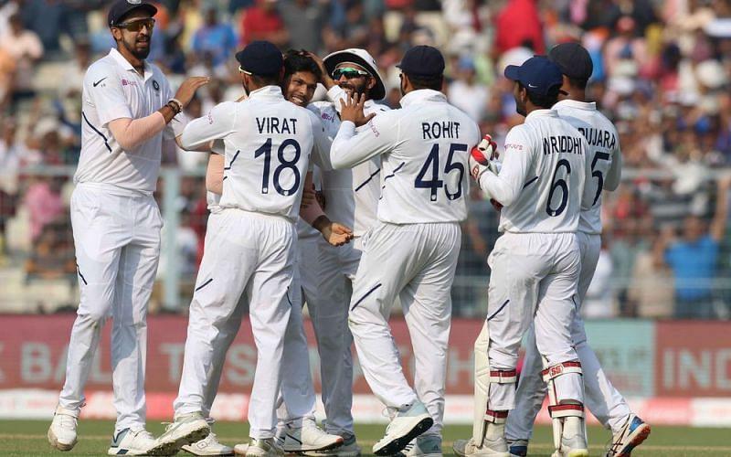 IND vs BAN, दूसरा टेस्ट: बांग्लादेश पहली पारी में 106 रनों पर हुई ढेर, दूसरे सत्र के बाद भारत का स्कोर 35-1