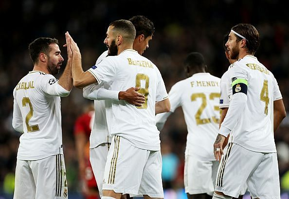 Los Blancos remain at the top of the rankings